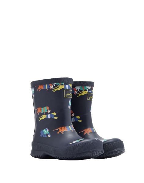 Joules Baby Welly B- Baby Boys Printed